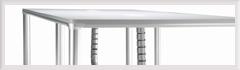 会議用テーブル画像