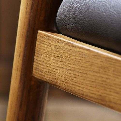 チェア ア・デュエシリーズ A2-212 レントチェア 天然木(アッシュ)+合皮 ダイニングチェア商品画像4