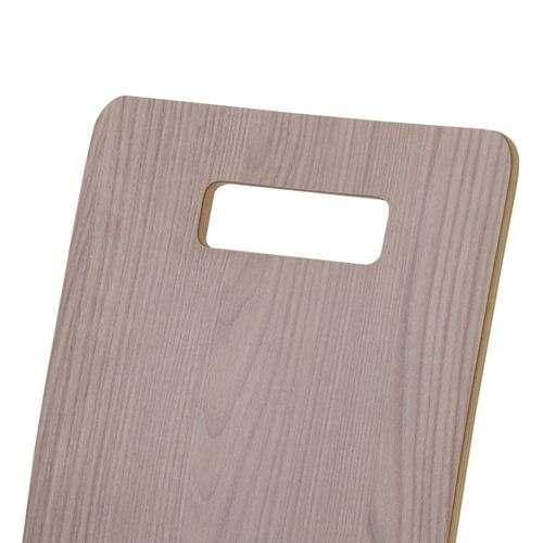 スタッキングチェア ア・デュエシリーズ A2-301 ヴァーゴチェア クロームメッキ仕上げ 成型合板商品画像8