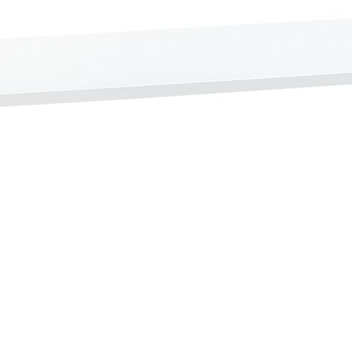 会議用テーブル 2本T字脚テーブル AL-1275 W1200×D750×H700(mm) ブラックカラー&アルミダイキャストベース脚商品画像8