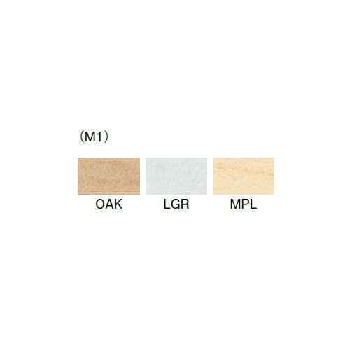テーブル(会議用) アイコ 2本固定脚 AL-1275K W1200×D750×H700(mm) 角形天板 アルミダイキャストベース商品画像2
