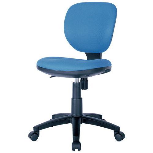 チェア(椅子) 井上金庫(イノウエ) ローバック BRU-13 肘なし商品画像3