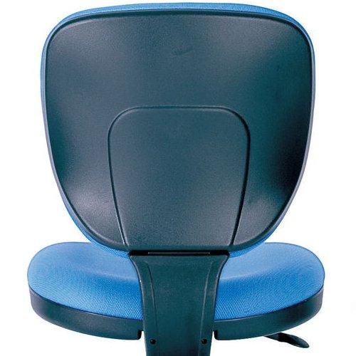 チェア(椅子) 井上金庫(イノウエ) ローバック BRU-13 肘なし商品画像5