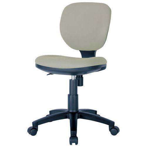 チェア(椅子) 井上金庫(イノウエ) ローバック BRU-13 肘なしのメイン画像