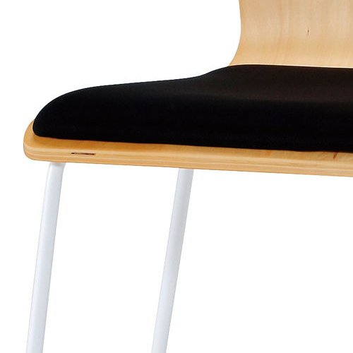 学校(スクール)家具 井上金庫(イノウエ) スクール・セミナー用木製チェア BSC-W19商品画像7