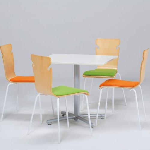 学校(スクール)家具 井上金庫(イノウエ) スクール・セミナー用木製チェア BSC-W19商品画像8