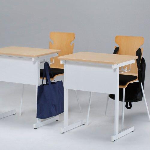 学校(スクール)家具 井上金庫(イノウエ) スクール・セミナー用木製チェア BSC-W19商品画像9