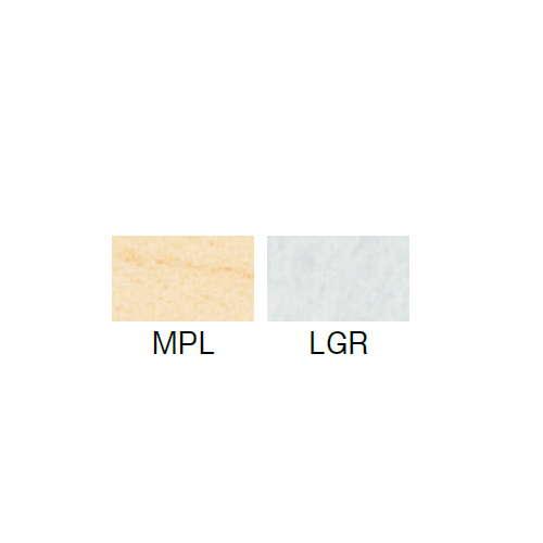 【廃番】会議用テーブル 正方形天板 750mm角 BTW-750K W750×D750×H720(mm) 1本+クロス脚 ホワイト塗装脚 アジャスター付き商品画像3