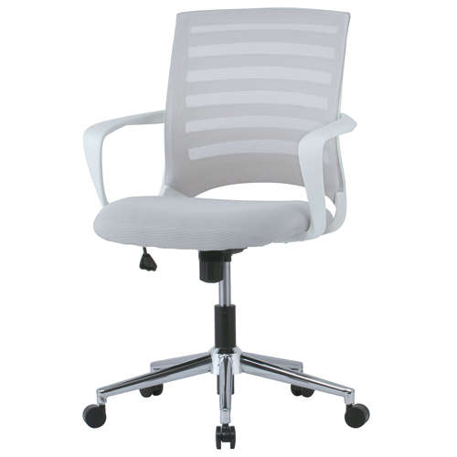 チェア(椅子) 井上金庫(イノウエ) メッシュチェア COZ-28 肘あり商品画像2