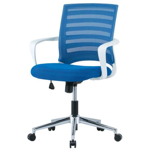 チェア(椅子) 井上金庫(イノウエ) メッシュチェア COZ-28 肘あり商品画像3