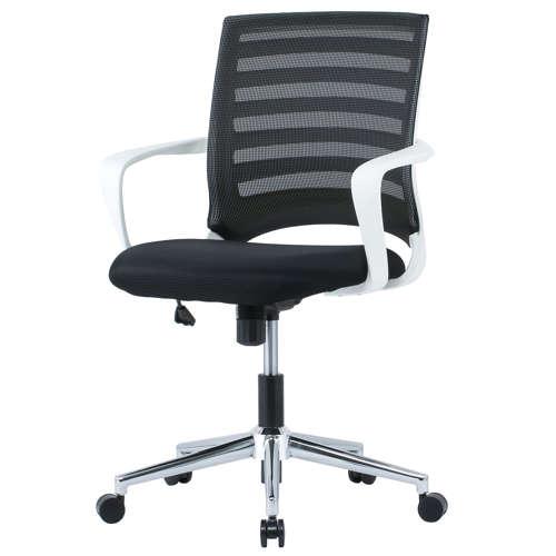 チェア(椅子) 井上金庫(イノウエ) メッシュチェア COZ-28 肘ありのメイン画像