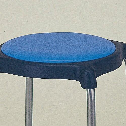 【廃番】介護用丸椅子 井上金庫(イノウエ) cuppo-C 背なし商品画像3