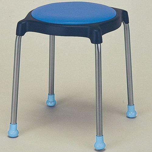 【廃番】介護用丸椅子 井上金庫(イノウエ) cuppo-C 背なしのメイン画像