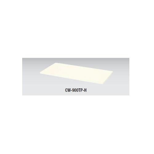 キャビネット・収納庫 天板 ホワイトカラー CW型 CW-900TP W899×D450×H26(mm)のメイン画像
