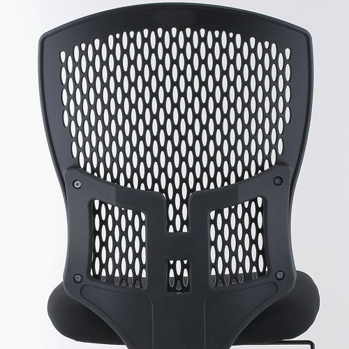 チェア(椅子) 井上金庫(イノウエ) 樹脂メッシュチェア D4C-07 肘なし商品画像4