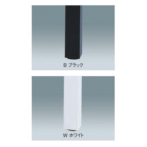 テーブル(会議用) フリーアドレステーブル 正方形天板 基本セット DRT-1212 W1200×D1200×H700(mm)商品画像3