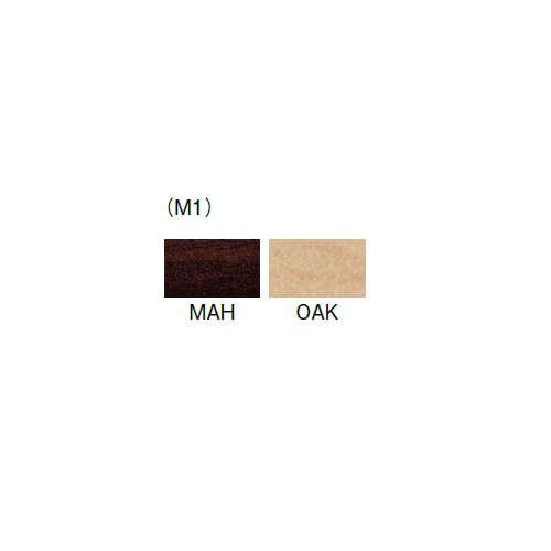 テーブル(会議用) 2本固定脚 DWL-2412B W2400×D1200×H700(mm) ボート形(舟形)天板 アルミダイキャストベース商品画像2
