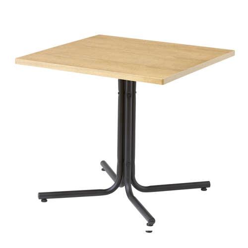 ダリオ カフェテーブル AZUMAYA(東谷) END-223T W750×D750×H670(mm) 正方形天板商品画像2