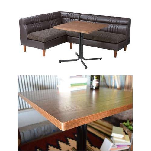 ダリオ カフェテーブル AZUMAYA(東谷) END-223T W750×D750×H670(mm) 正方形天板商品画像7