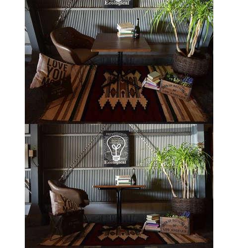 ダリオ カフェテーブル AZUMAYA(東谷) END-223T W750×D750×H670(mm) 正方形天板商品画像8