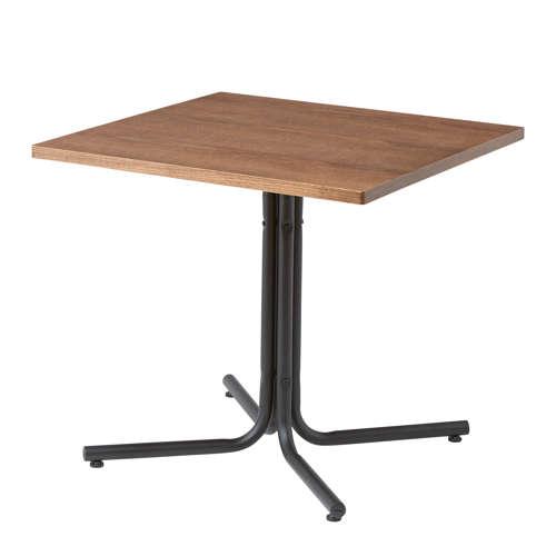 ダリオ カフェテーブル AZUMAYA(東谷) END-223T W750×D750×H670(mm) 正方形天板のメイン画像