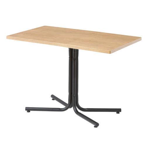 ダリオ カフェテーブル AZUMAYA(東谷) END-224T W1000×D600×H670(mm) 長方形天板商品画像2