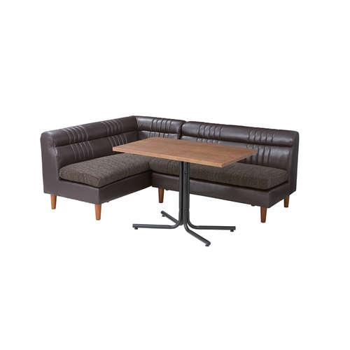 ダリオ カフェテーブル AZUMAYA(東谷) END-224T W1000×D600×H670(mm) 長方形天板商品画像5