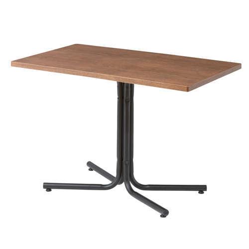 ダリオ カフェテーブル AZUMAYA(東谷) END-224T W1000×D600×H670(mm) 長方形天板のメイン画像