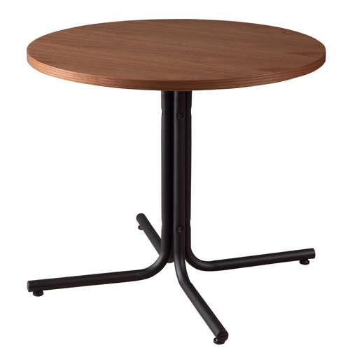 ダリオ カフェテーブル AZUMAYA(東谷) END-225T W800×D800×H670(mm) 円形天板商品画像2