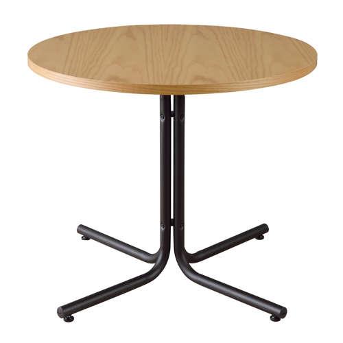 ダリオ カフェテーブル AZUMAYA(東谷) END-225T W800×D800×H670(mm) 円形天板商品画像3