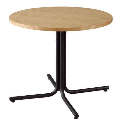 ダリオ カフェテーブル AZUMAYA(東谷) END-225T W800×D800×H670(mm) 円形天板商品画像4
