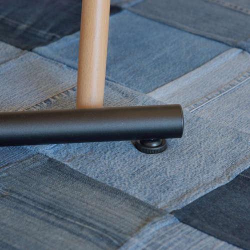 ダリオ カフェテーブル AZUMAYA(東谷) END-225T W800×D800×H670(mm) 円形天板商品画像10