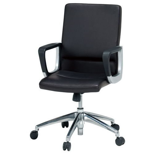 【廃番】チェア(椅子) 井上金庫(イノウエ) プレジデントチェア EU-590 肘あり商品画像2