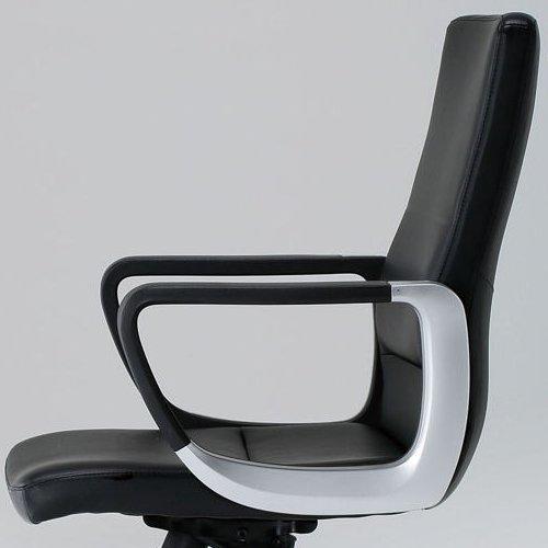 【廃番】チェア(椅子) 井上金庫(イノウエ) プレジデントチェア EU-590 肘あり商品画像5