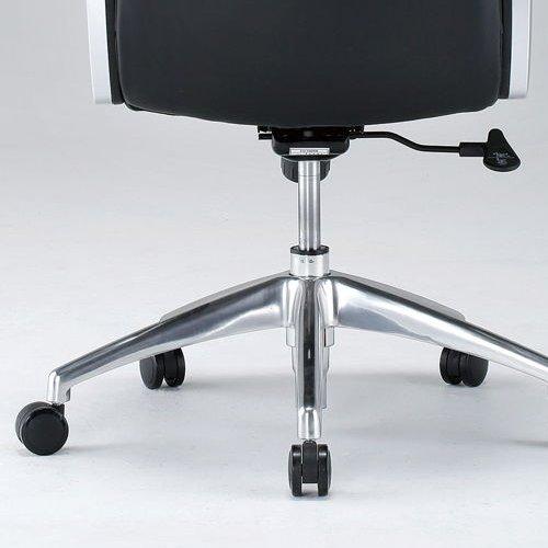 【廃番】チェア(椅子) 井上金庫(イノウエ) プレジデントチェア EU-590 肘あり商品画像6