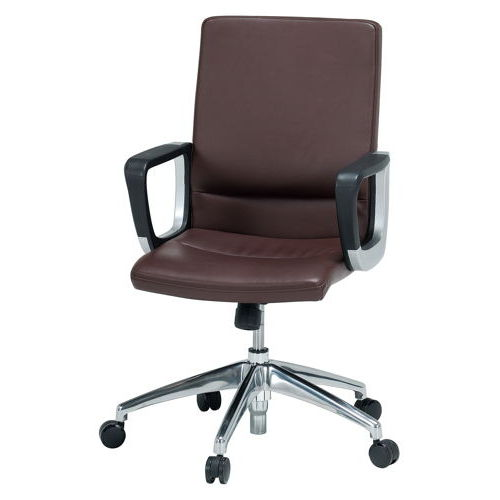【廃番】チェア(椅子) 井上金庫(イノウエ) プレジデントチェア EU-590 肘ありのメイン画像