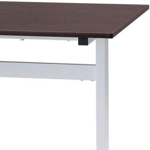 テーブル(会議用) 井上金庫(イノウエ) 2本脚(T字型) FAT-1275 W1200×D750×H700(mm)商品画像4