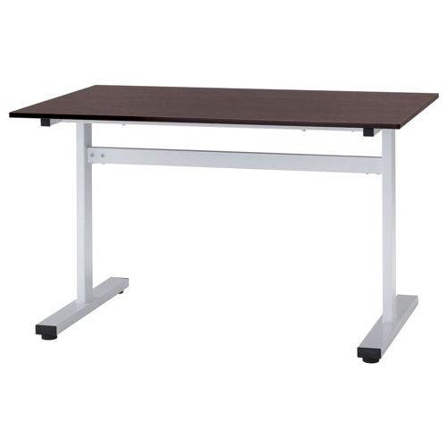 テーブル(会議用) 井上金庫(イノウエ) 2本脚(T字型) FAT-1275 W1200×D750×H700(mm)のメイン画像