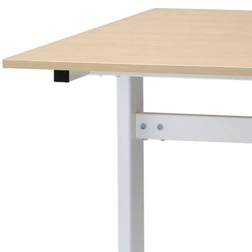 テーブル(会議用) 2本脚(T字型) FAT-1575 W1500×D750×H700(mm)商品画像3