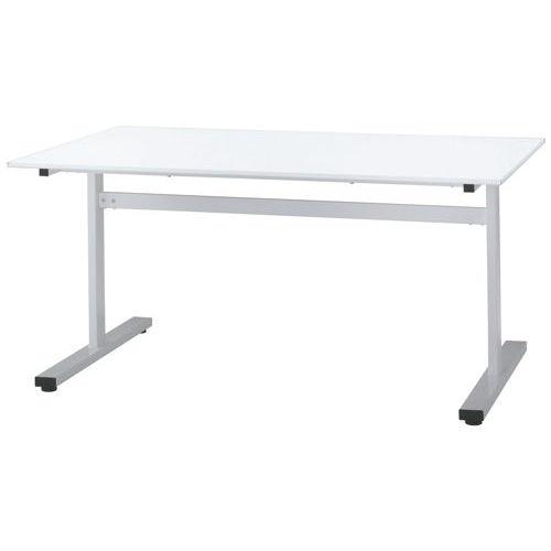 テーブル(会議用) 2本脚(T字型) FAT-1590 W1500×D900×H700(mm)のメイン画像