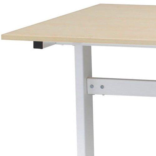 テーブル(会議用) 井上金庫(イノウエ) 2本脚(T字型) FAT-1875 W1800×D750×H700(mm)商品画像3