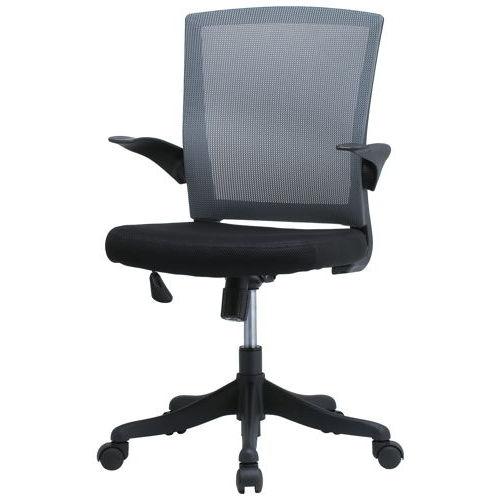 チェア(椅子) 井上金庫(イノウエ) メッシュチェア FEM-14A 肘あり商品画像2