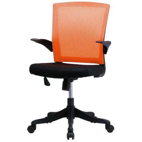 チェア(椅子) 井上金庫(イノウエ) メッシュチェア FEM-14A 肘あり商品画像4