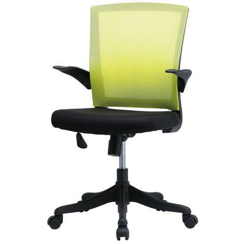 チェア(椅子) 井上金庫(イノウエ) メッシュチェア FEM-14A 肘あり商品画像5