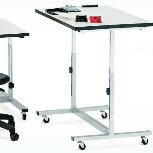 作業台 高さ調節機能付き作業用テーブル FWT-1275 W1200×D750×H700~1000(mm)商品画像4
