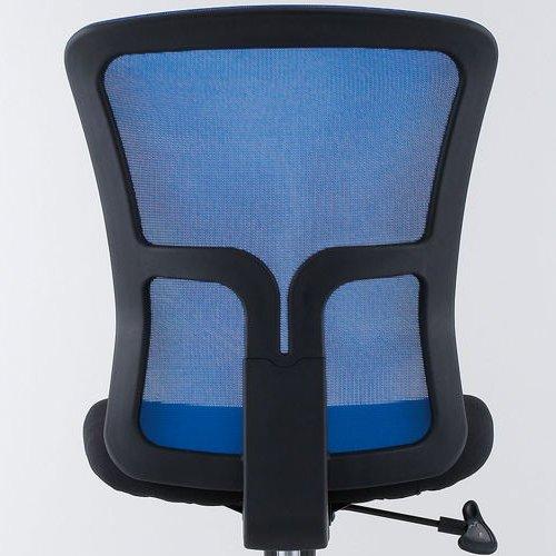 チェア(椅子) 井上金庫(イノウエ) メッシュチェア GSM-10 肘なし商品画像6