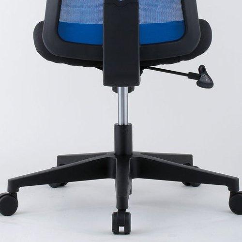 チェア(椅子) 井上金庫(イノウエ) メッシュチェア GSM-10 肘なし商品画像7