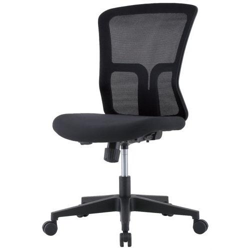 チェア(椅子) 井上金庫(イノウエ) メッシュチェア GSM-10 肘なしのメイン画像