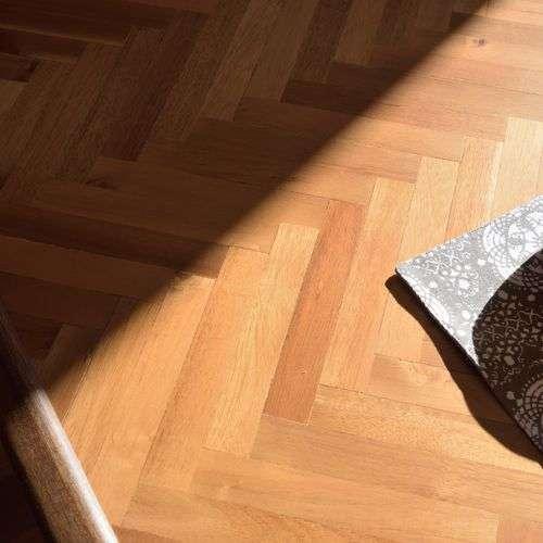 ダイニングテーブル ノックシリーズ GT-873 ヘリンボーン 天然木(アカシア) W1500×D850×H720(mm)商品画像8