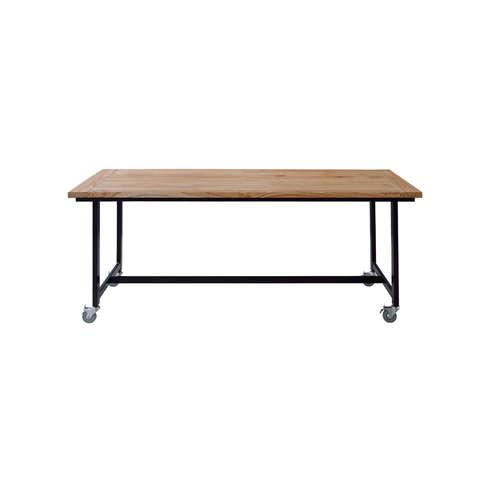 ダイニングテーブル ワーカーテーブル AZUMAYA(東谷) GUY-674 W1800×D800×H720(mm)商品画像3